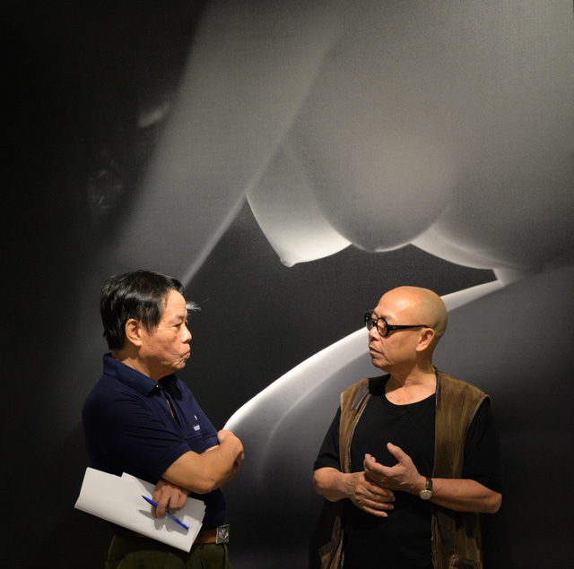 Giới chuyên môn lẫn khán giả đã dành nhiều lời khen cho triển lãm ảnh lần này.