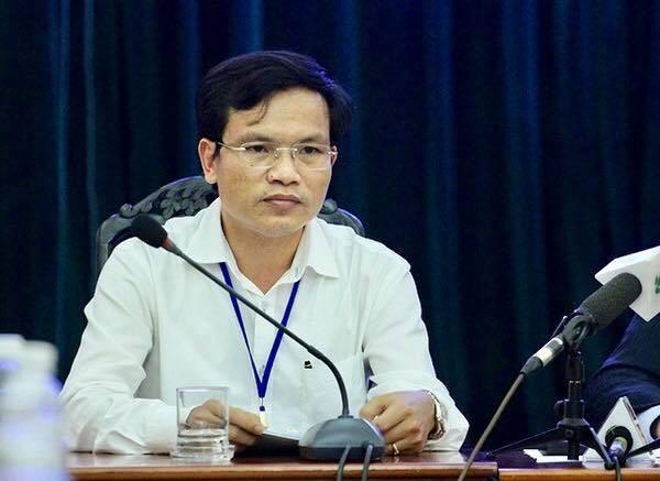 Cục trưởng Mai Văn Trinh cho biết cơ quan chức năng đang rất nỗ lực để trả lại điểm thật cho thí sinh. Ảnh: Hải Nguyễn