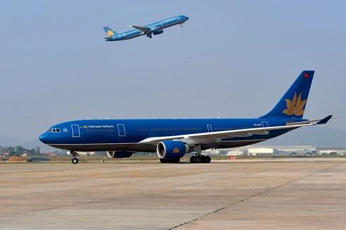 Cục Hàng không Liên bang Mỹ (FAA) sẽ đến nước ta trong tháng 8/2018 để đánh giá về an toàn hàng không đối với Việt Nam, mở ra cơ hội để các hãng hàng không trong nước mở đường bay thẳng đến Mỹ. Ảnh VNA.
