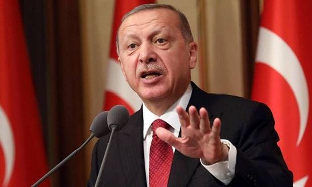 Tổng thống Thổ Nhĩ Kỳ Recep Tayyip Erdogan. Ảnh: AFP