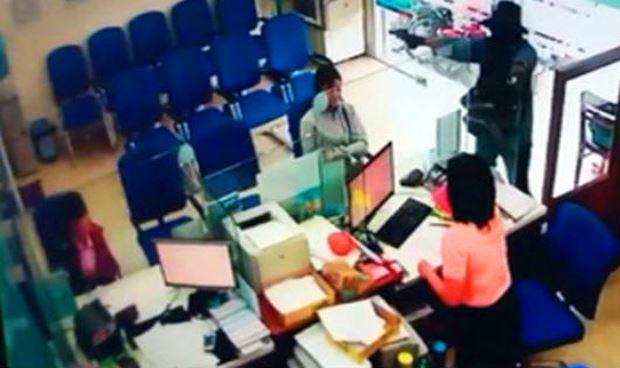 Vụ cướp ngân hàng mới đây tại Tiền Giang
