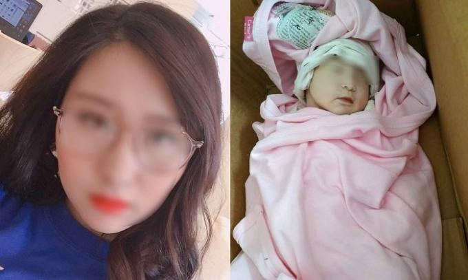 Bé sơ sinh bị ném ở chung cư Linh Đàm, công an xác đinh nguyên nhân bé tử vong