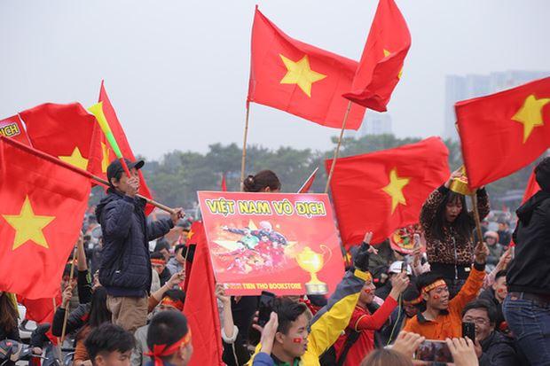 Một ngày hôm nay và dư âm còn mãi với Việt Nam mai sau.
