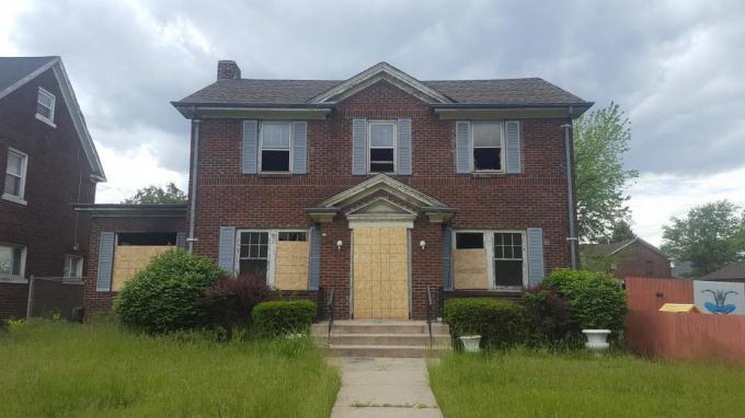 Một căn nhà có giá chỉ 1 USD (Ảnh: GCD)