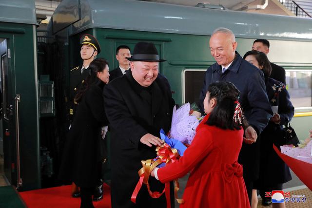 Chuyến thăm tới Trung Quốc của nhà lãnh đạo Triều Tiênkéo dài 2 ngày.