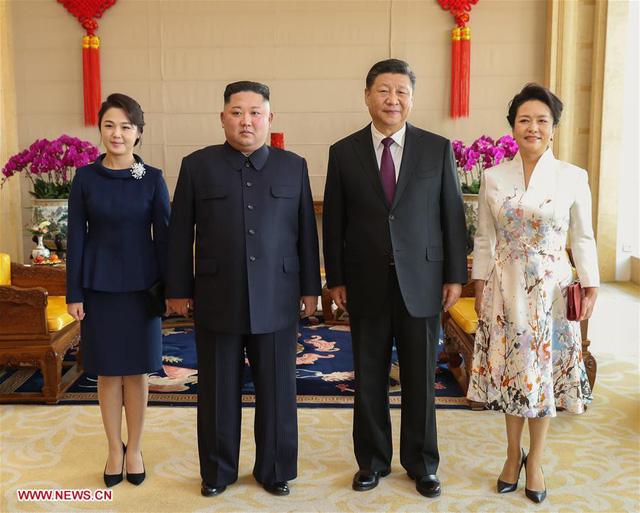 Nhà lãnh đạo Triều Tiên ấn tượng sâu sắc với những thành tựu phát triển kinh tế xã hội của Trung Quốc.