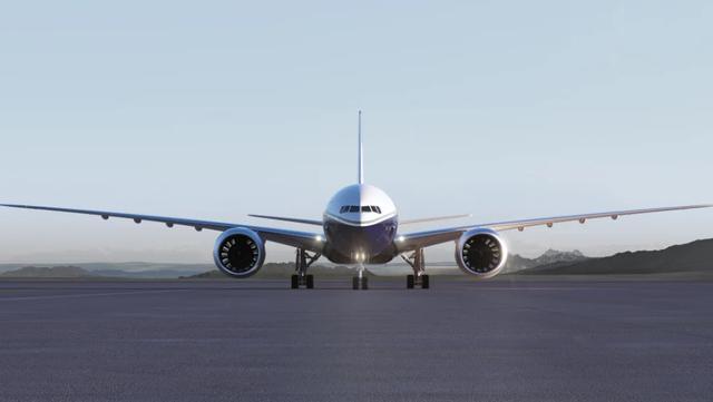 Một máy bay Boeing 777 (Ảnh minh họa: SMH)