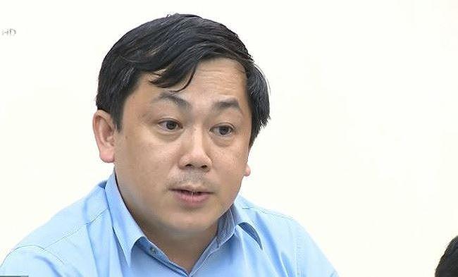 Ông Hoang Hồng Giang, Cục trưởng, Cục ĐTNĐ.