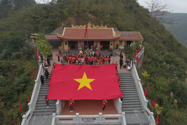 Lá cờ 54m2 tại Đài hương 468