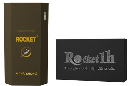 Công ty cổ phần Sao Thái Dương tìm ra giải pháp toàn diện cho bệnh nam khoa với các sản phẩm Viên uống Rocket.