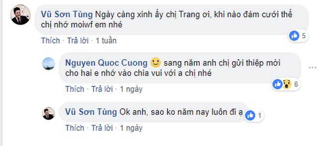 Cường Đô La vô tình tiết lộ sẽ tổ chức đám cưới Đàm Thu Trang vào năm sau