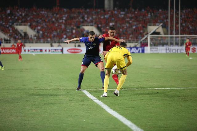 Việt Nam 2-1 Philippines: Chiến thắng ngoạn mục đưa tuyển Việt Nam vào chung kết AFF Cup