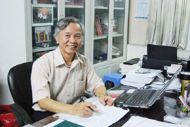 Tiến sĩ Vũ Thế Khanh - Giảngviên Trường Đại họcKiến Trúc