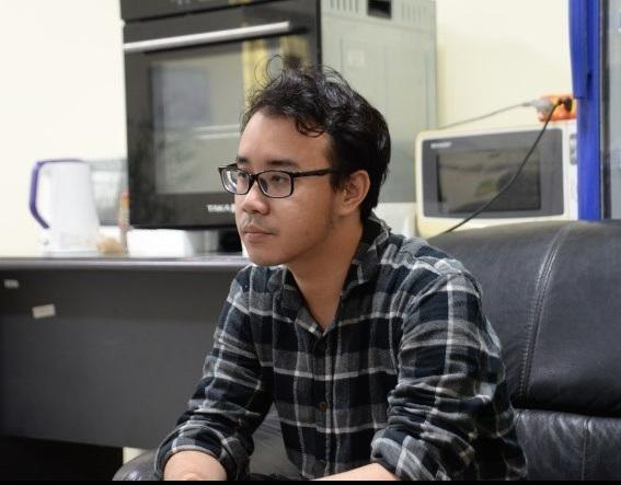 Những phóng viên điều tra của báo Lao Động đều còn rất trẻ nhưng dạn dày kinh nghiệm.