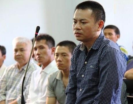 Bị cáo Đặng Văn Hiến phải nhận mức án tử hình về hành vi giết người.