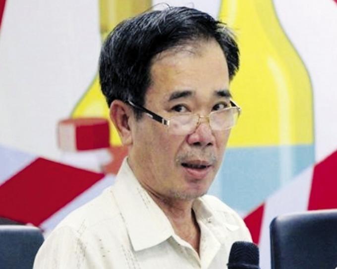 Ông Huỳnh Lê Thái Hòa, Chi Cục trưởngChi Cục An toàn vệ sinh thực phẩm TP HCM