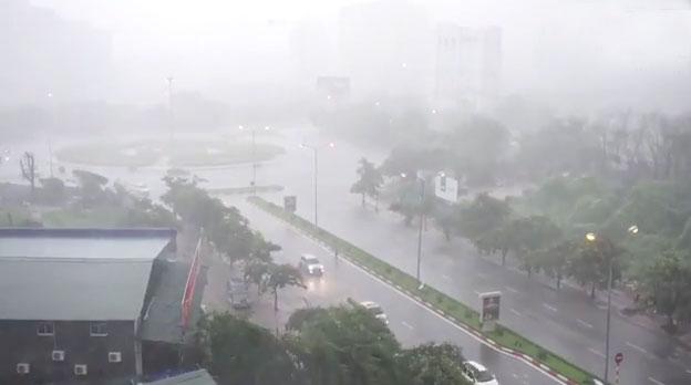 Bắc Bộ tiếp tục có mưa giông trên diện rộng. Ảnh: minh họa