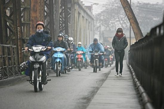 Khoảng ngày 12/01 Bắc Bộ sẽ đón đợt không khí lạnh tăng cường. Ảnh: minh họa