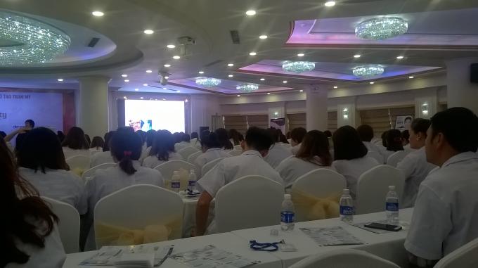 Hội thảo thường kỳ của công ty Medic Roller Việt Nam