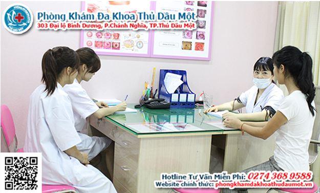 Đa khoa Thủ Dầu Một - địa chỉ vàng cho chị em bị các bệnh phụ khoa.