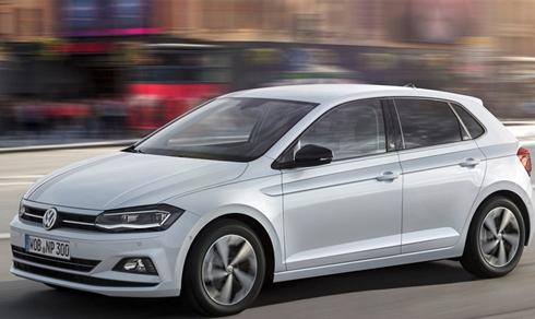 Thế hệ mới của Polo trang bị công nghệ xe hơi tiên tiến.