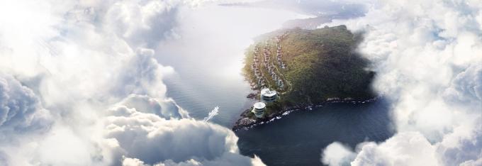 Dự án Sun Premier Village The Eden Bay nằm ở tận cùng Mũi Ông Đội