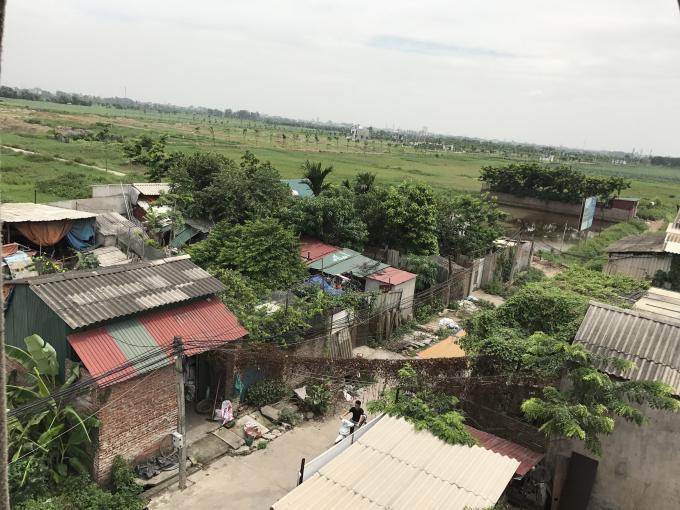 Những công trình vi phạm trật tự xây dựng tại tổ dân phố Đa Hội, phường Châu Khê, TX Từ Sơn