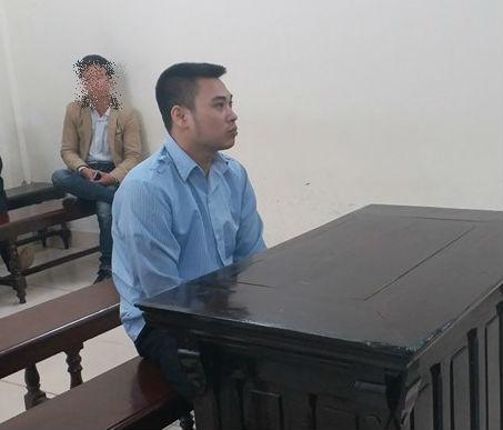 Bị cáo Dương Trọng Thạo tại tòa.