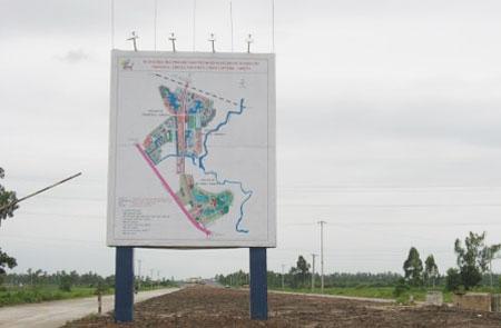 Bà Loan đã mua phải lô đất ảo của dự án Hà Thanh A.
