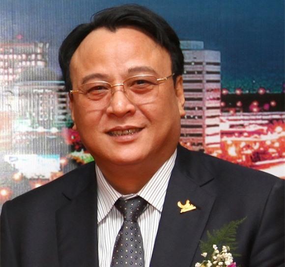 Ông Đỗ Anh Dũng, Chủ tịch kiêm Tổng Giám đốc Tập đoàn Tân Hoàng Minh.