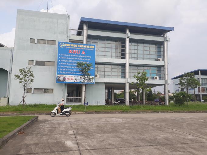 Trung tâm Dịch vụ việc làm Hải Dương (Ảnh nguồn Internet).