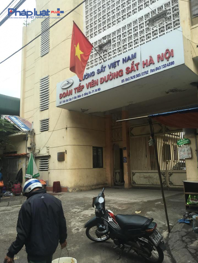 Đoàn tiếp viên Đường sắt Hà Nội cho thuê sai mục đích dẫn tới sai phạm hơn 5 tỷ đồng.