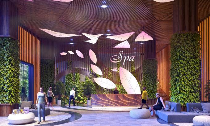1Đáp ứng được nhu cầu về sản phẩm chăm sóc sức khoẻ và sắc đẹp đẳng cấp cao, Seva Spa & Beauty Center đã được Flamingo Group xây dựng và đưa tới cộng đồng.