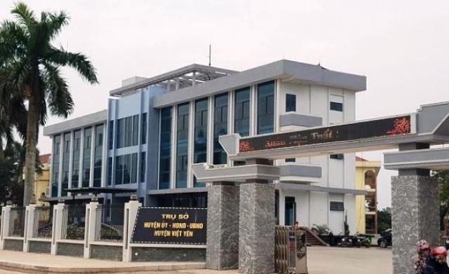 Huyện Việt Yên trở thành huyện nông thôn mới đầu tiên của tỉnh Bắc Giang.
