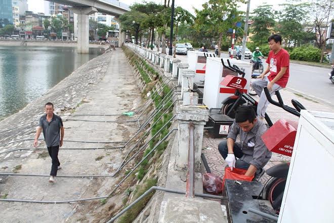Một công nhân của công ty này cho biết, do rơ le của máy bơm nước bị hỏng và được gửi vào Sài Gòn bảo hành.