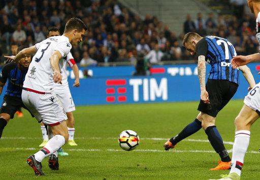 Inter đã có một trận đấu thăng hoa. (Ảnh: Reuters)