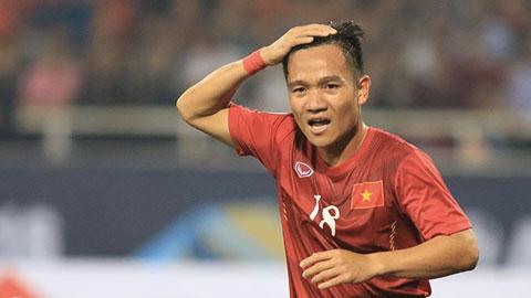 Quả bóng vàng Việt Nam Đinh Thanh Trung bị loại là điều khá bất ngờ. (Ảnh: Bongdaplus)