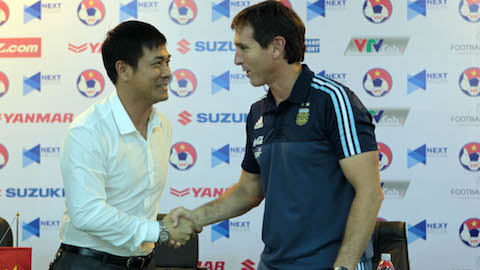 Trước trận U22 Việt Nam - U20 Argentina: Bài toán của ông Thắng