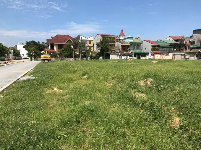 Khu đất tại phường Hưng Phúc được giao cho công ty cổ phần Viễn Đông INVEST rộng 10.112 m2 trong đó có 6.545 m2 đất xây dựng nhà ở.