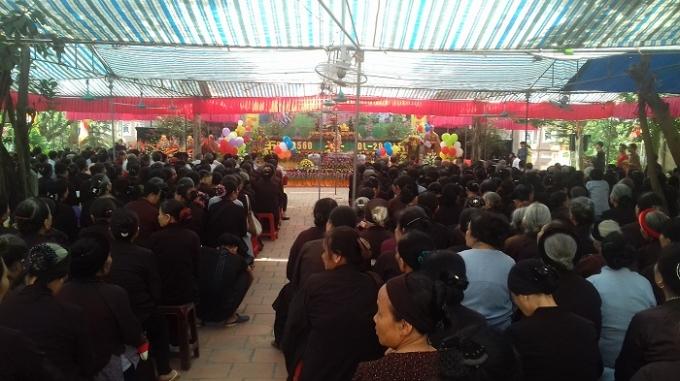 Hà Nội: BTS GHPGVN huyện Đan Phượng tổ chức Phật đản PL.2560