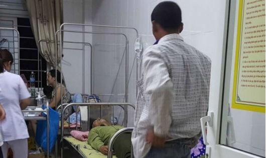 Ông Thành đang được cấp cứu tại Bệnh viện đa khoa tỉnh Hà Tĩnh.
