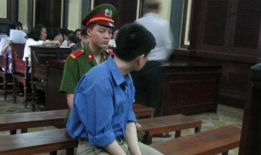 Bị cáo Hoàng bị tuyên y án chung thân.