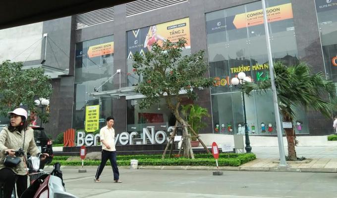 Dự án chung cư Berriver - Long Biên.