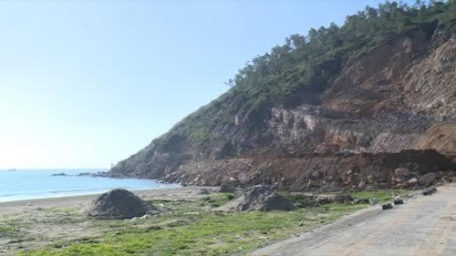 Một góc núi Do Xuyên (Tĩnh Gia, Thanh Hóa).