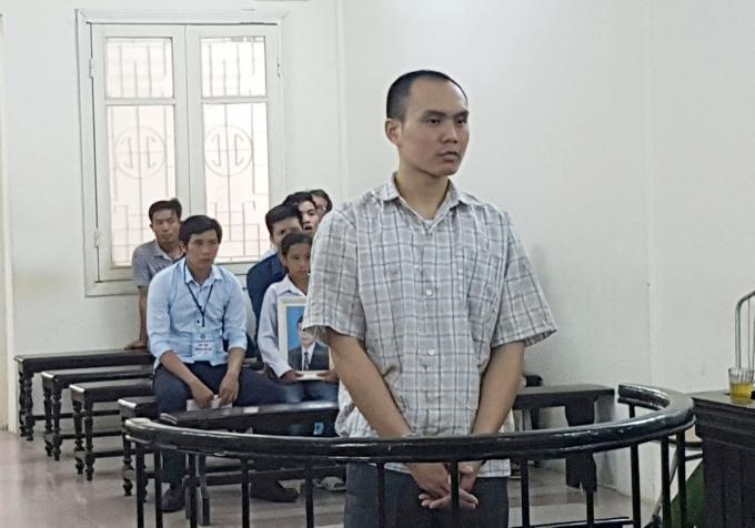Bị cáo Lê Hồng Quang