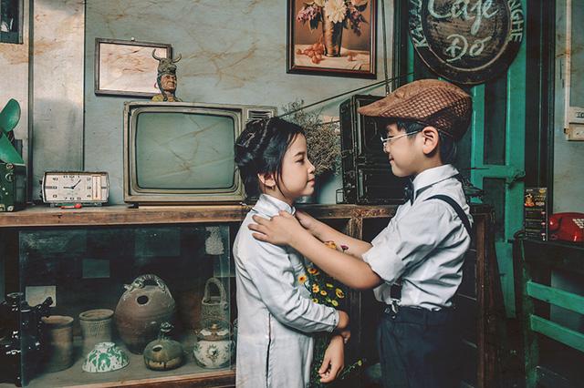 Bộ ảnh do nhóm nhiếp ảnh gia Lê Xuân Bách , Dương Minh, Lâm Phan thực hiện tại Hà Nội.