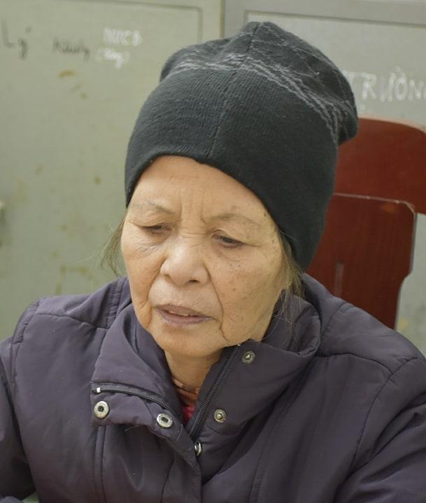 Chân dung nghi phạm là bà nội đã gây nên cái chết cho cháu bé 20 ngày tuổi.