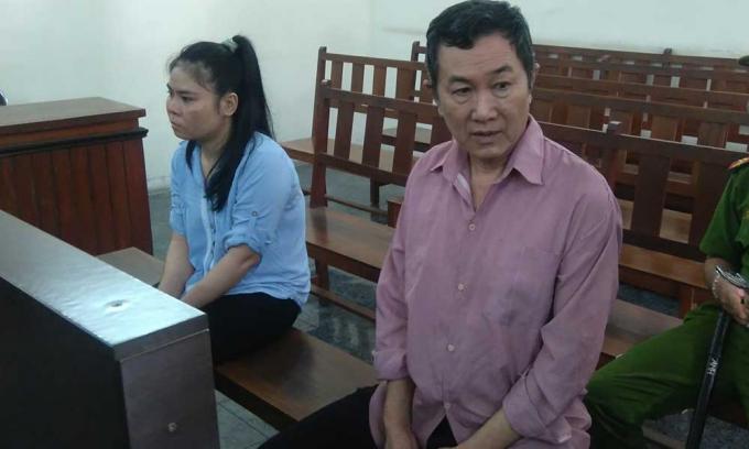 Bị cáo Ngoan và Phong.