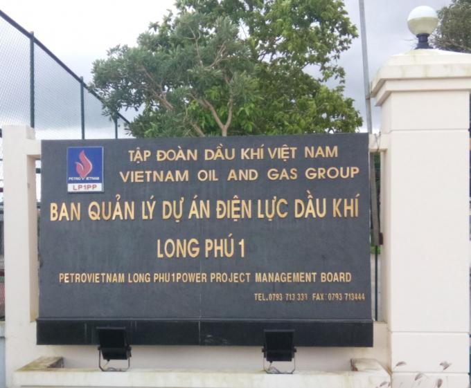 Nhiệt điện Long Phú 1 khởi công năm 2011, đến nay bị chậm tiến độ khoảng... 400 ngày.