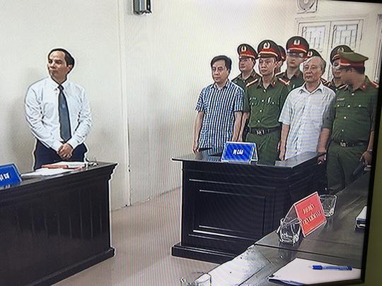 Bị cáo Phan Văn Anh Vũ (Vũ